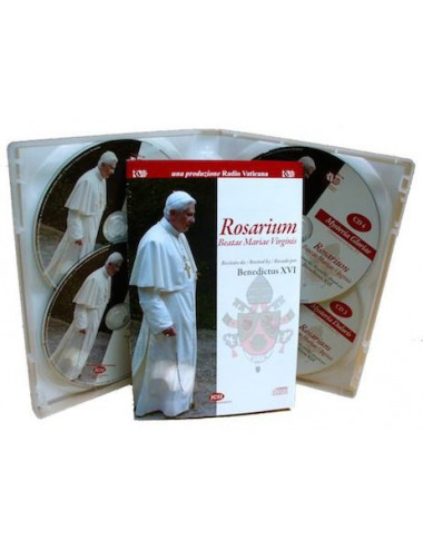 Rosenkransbox: Rosarium Beatae Mariae Virginis (CD)