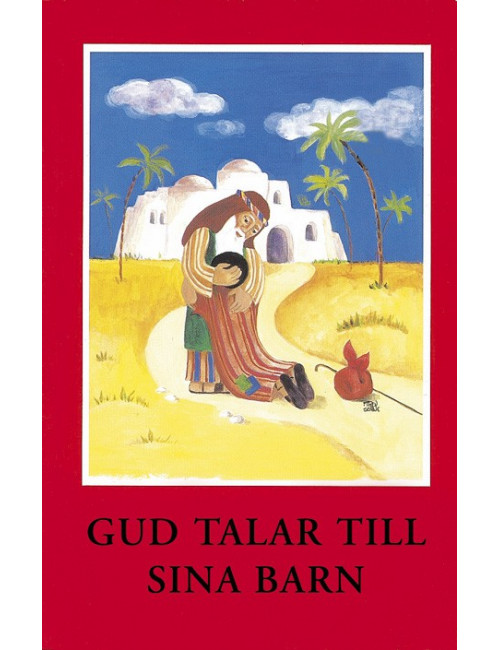 Gud talar till sina barn - barnbibel
