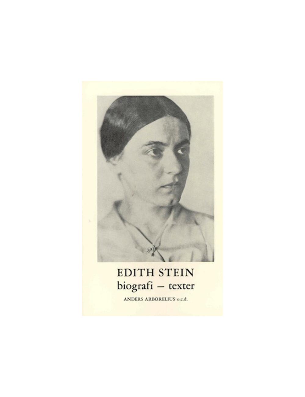 Edith Stein, biografi - texter