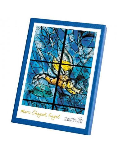 Kort-ask: Änglar av Chagall